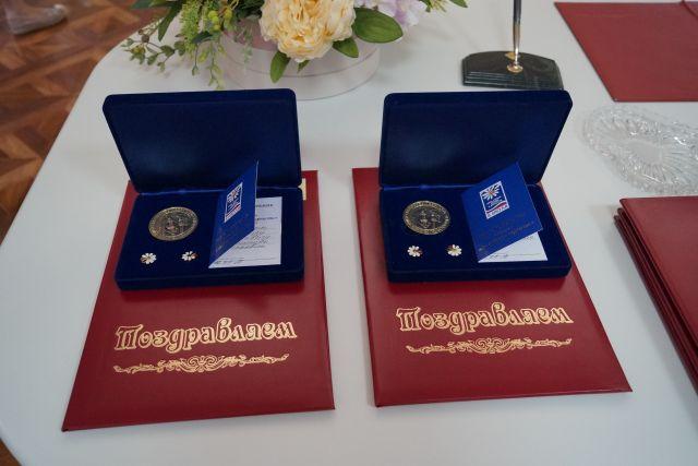 В Сыктывкаре 11 семей удостоятся медалей.