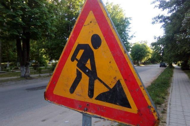 В Салехарде до 31 октября ограничили проезд по дороге в аэропорт