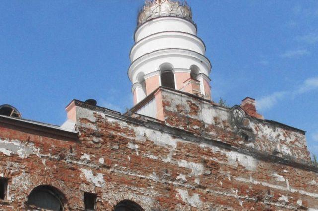 Восстановление башни «Ижмаша» может начаться уже в 2021-2022 годах.