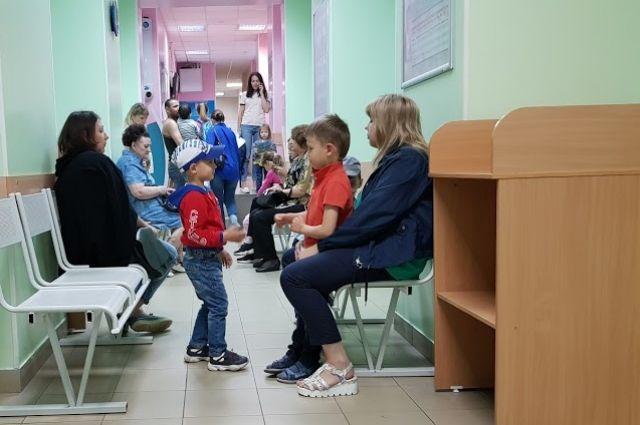 В НСО объявлена борьба с серозным менингитом.