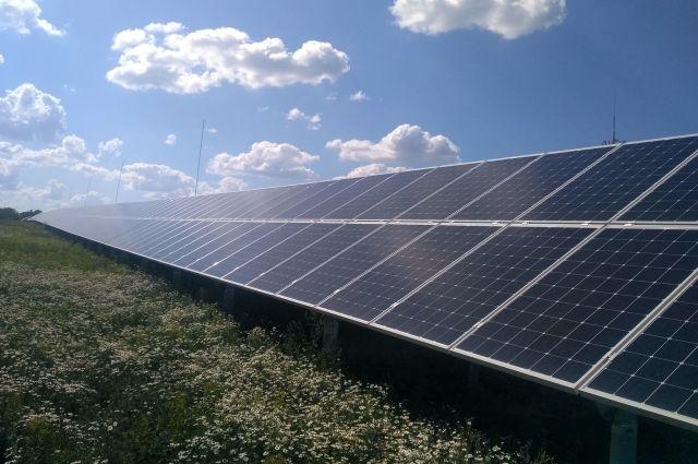 Общая мощность солнечных станций Оренбуржья достигла 260 МВт.