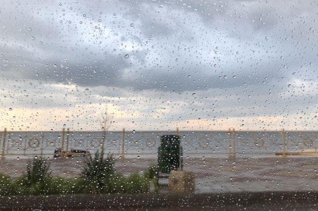 В субботу днем и в ночь на воскресенье осадки маловероятны, а вот во все остальное время высока вероятность ливневых дождей.