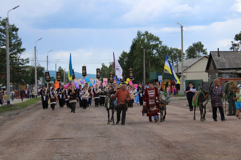 В 1992 году местные жители возродили традиционное торжество, проходящее раз в два года.