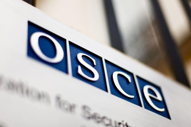 На Донбассе враг обстрелял патруль ОБСЕ на участке отвода сил