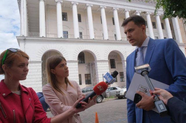 «Батьківщина» представила своих кандидатов в Киеве