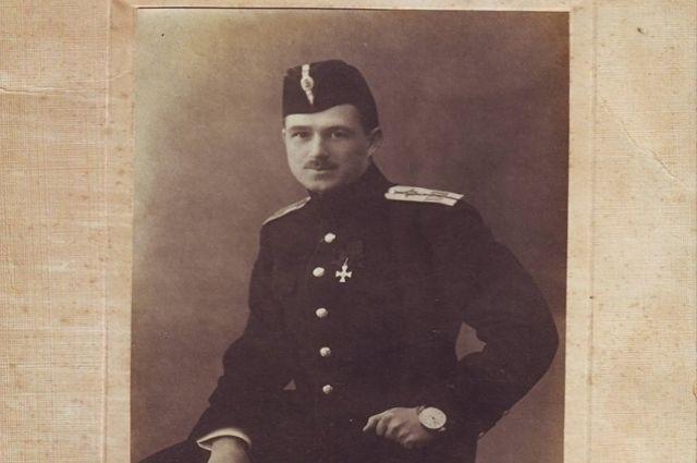 Онисим Панкратов в 1913 году совершил кругосветное путешествие