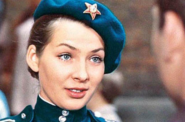 Наталья Данилова в фильме «Место встречи изменить нельзя»,  1979 г.