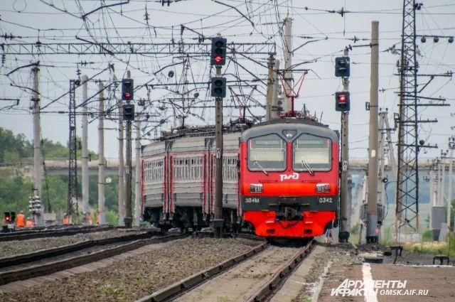 Из Кунгура в ночь с 6 на 7 июля отправится электропоезд в 00.47.