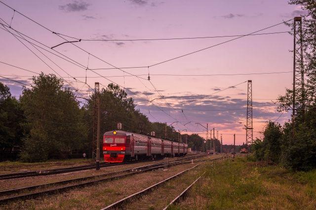 Всё случилось 5 июля на маршруте «Верещагино – Пермь II».
