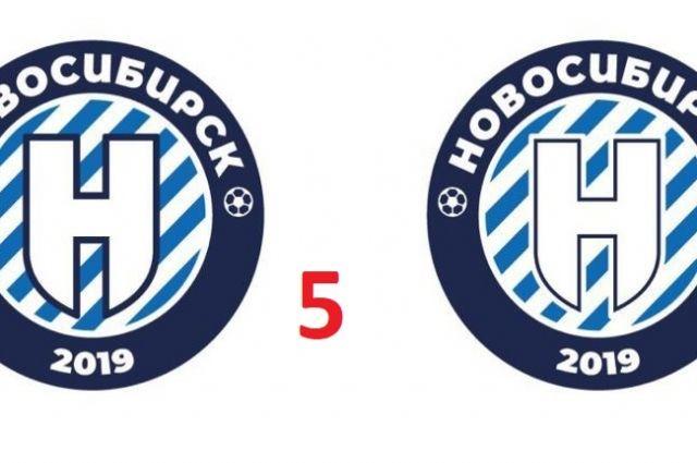 Логотип № 5 имеет сходство с эмблемой хоккейной