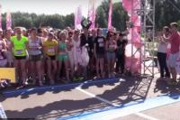 В забеге принимают участие и команды из других городов