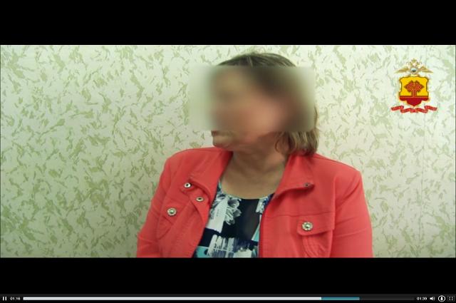 Скриншот с оперативной видеосъемки