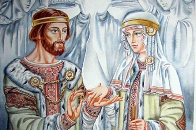 История любви Петра и Февронии: традиции, приметы дня и чего нельзя делать в праздник