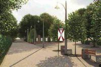 В канун Дня города в Тюмени откроют новый патриотический сквер