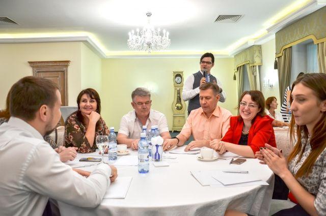 В Тюмени прошла XV игра закрытого благотворительного клуба MassOn