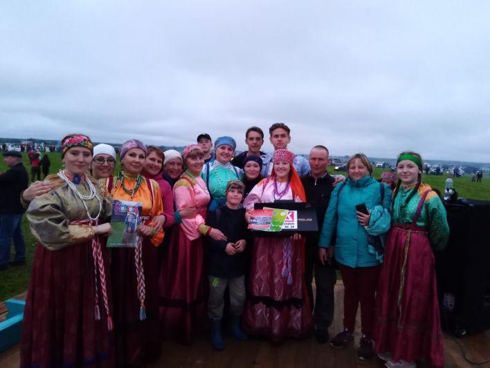 Победителей разных соревнований и конкурсов получили призы от «ЛУКОЙЛ-Коми».
