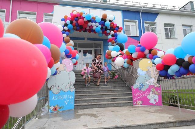 Капитальный ремонт и полное переоснащение садика взяла на себя Русская медная компания и градообразующее предприятие АО «Карабашмедь».