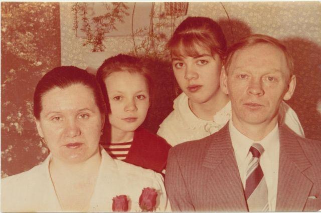 Наталья и Виктор Юрины вместе уже 40 лет.