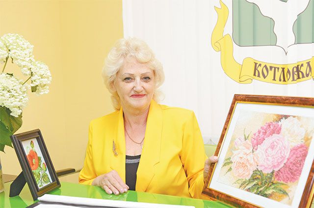 Стать профессионалом можно влюбом возрасте, доказывает своим примером жительница Котловки Зоя Дугина.