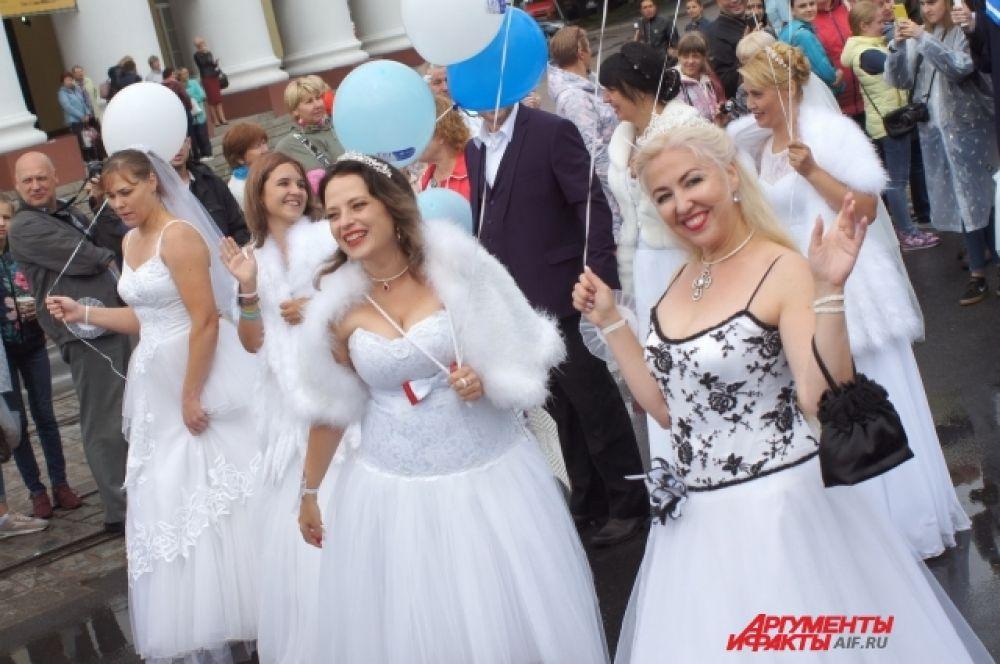 Калининград свадебный.