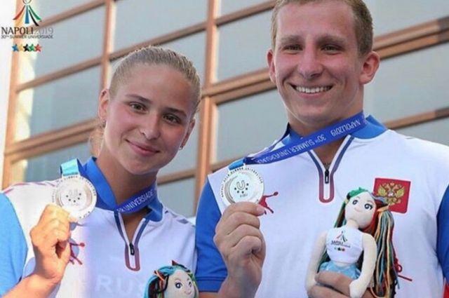 Бузулучанин Егор Лапин завоевал серебро на летней Универсиаде
