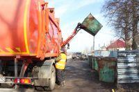 Для сбора мусора в крае не хватает специальных накопительных площадок и контейнеров
