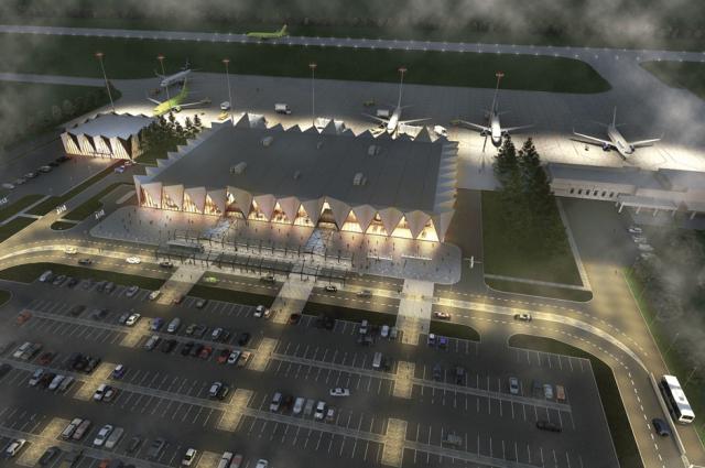 Аэродром новоуренгойского аэропорта реконструируют к 2021 году