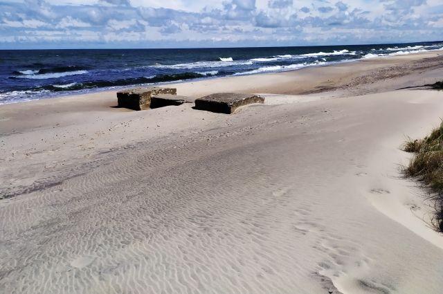 Устье р. Медвежья очистят от песка, чтобы избежать подтопления Зеленоградска