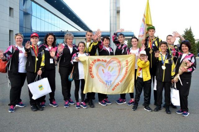 Оренбуржцы привезли медали со Всемирных детских игр победителей