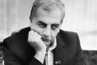 Первый президент Грузии Звиад Гамсахурдиа, 1991 г.