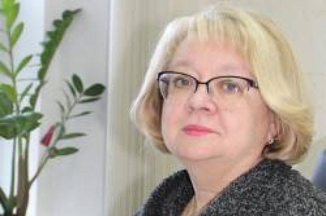 Нелли Струтинская восемь лет защищала интересы детей в регионе.
