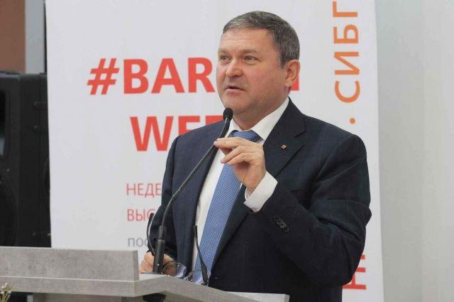Экс-директор ЕВРАЗ ЗСМК Алексей Юрьев.