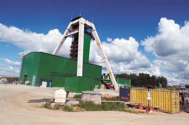Строительство рудника в Соликамске идёт по графику.