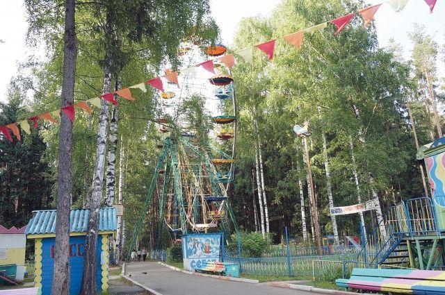 К ивановскому парку «Харинка» (на фото) обещают добавить ещё гектары зелёных зон.