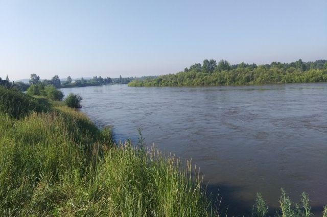 В ночь с 4 на 5 июля вода в Иркуте поднималась на 60 см.