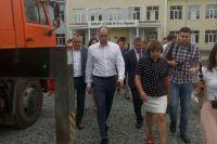 Школа №31 в Орске откроется после ремонта к новому учебному году.
