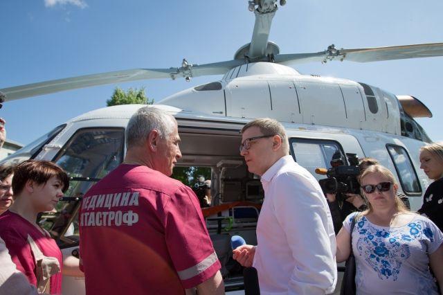 На Южном Урале уже возродили санитарную авиацию. О необходимости этого шага говорили при обсуждении нацпроекта, посвящённого здравоохранению.