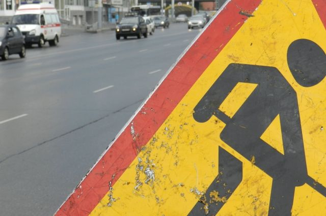 Из-за ремонта дорожного покрытия с 11 до 16 июля будет ограничено движение пешеходов и транспорта.