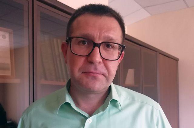Алексей Борисов уже более 20 лет работает судмедэкспертом.