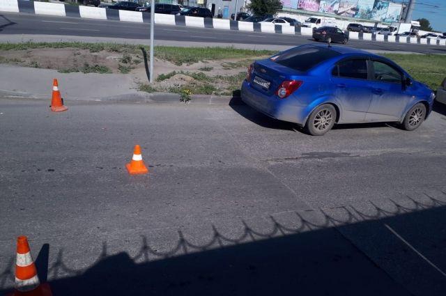 В Новосибирске ДТП с участием несовершеннолетних велосипедистов – не редкость.