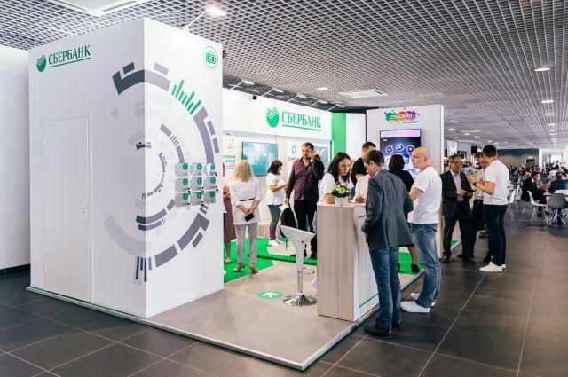 Сбербанк презентовал инновационные сервисы на выставке ИННОПРОМ-2019