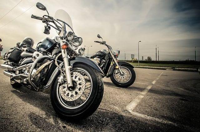 Горожане пожаловались на громкий шум мотоциклов по ночам.
