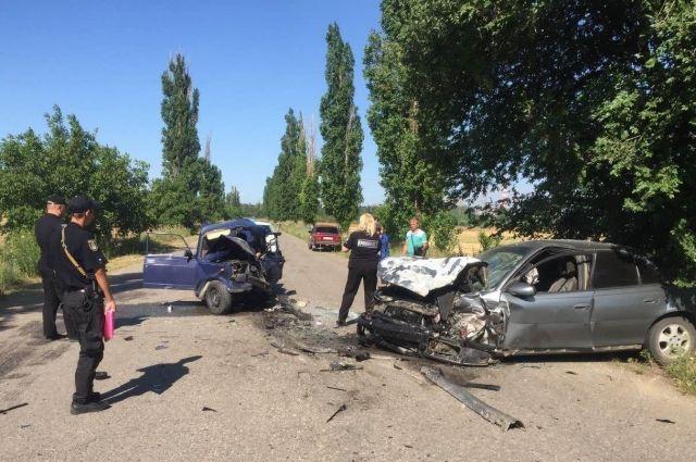 Смертельное ДТП под Николаевом: за рулем находился 10-летний мальчик