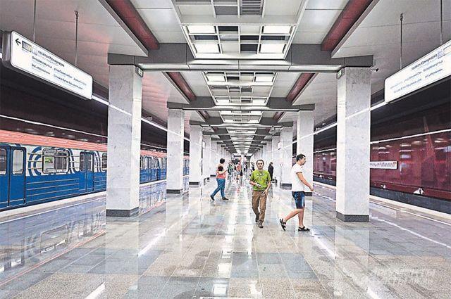 Линия метро будет связана с трамвайной сетью и городской электричкой