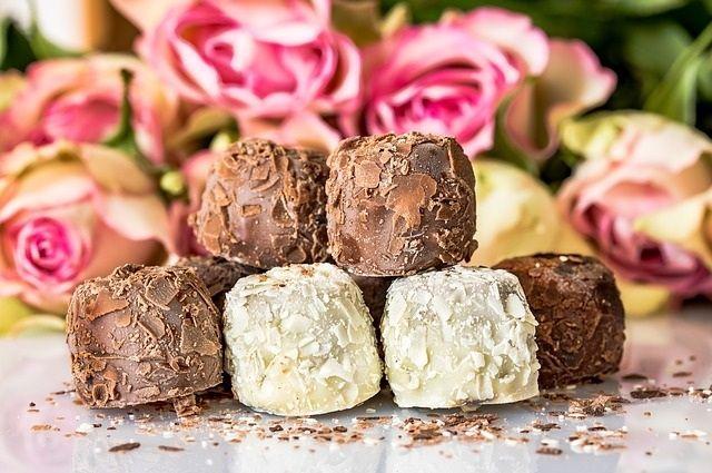 Тюменцы отмечают День шоколада