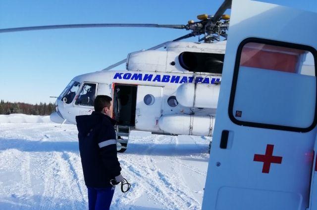 Под строительство вертолётной площадки ищут новые места.