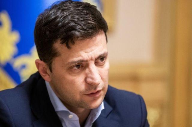 Зеленский выступил за люстрацию предыдущего руководства Украины