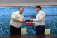 Соглашение о реализации инвестпроекта по производству хлопка подписано.
