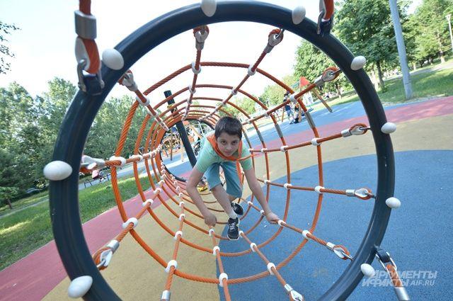 Ямальцам напомнили о требованиях безопасности к детским площадкам