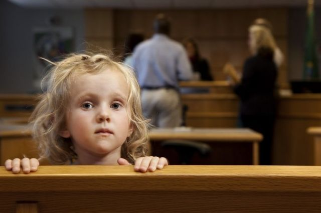 «Маленький свидетель»: в украинских судах появятся комнаты для детей